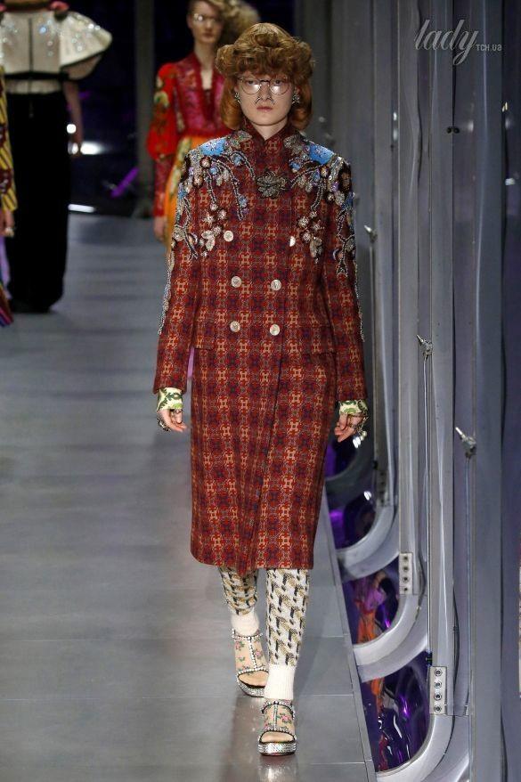 Коллекция Gucci прет-а-порте сезона осень-зима 2017-2018_1