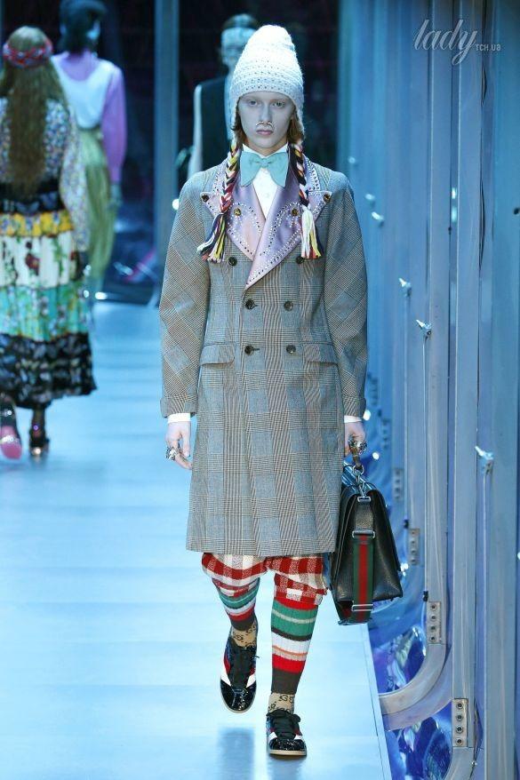Коллекция Gucci прет-а-порте сезона осень-зима 2017-2018_13