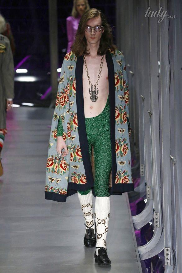 Коллекция Gucci прет-а-порте сезона осень-зима 2017-2018_15