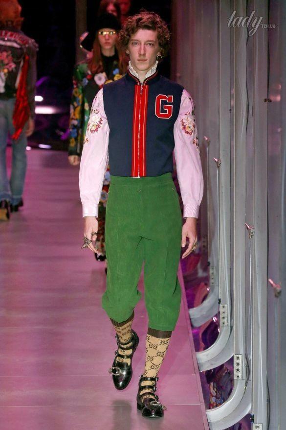 Коллекция Gucci прет-а-порте сезона осень-зима 2017-2018_19