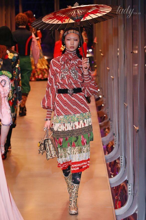 Коллекция Gucci прет-а-порте сезона осень-зима 2017-2018_22