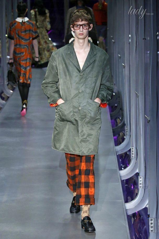 В китайском стиле: коллекция Gucci прет-а-порте сезона осень-зима 2017-2018