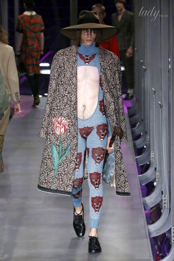 Коллекция Gucci прет-а-порте сезона осень-зима 2017-2018_34