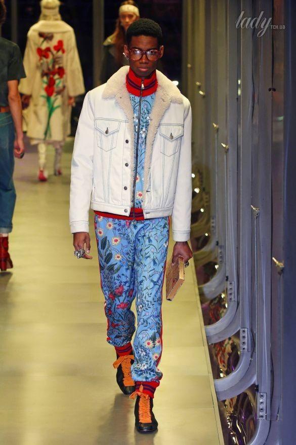 Коллекция Gucci прет-а-порте сезона осень-зима 2017-2018_41