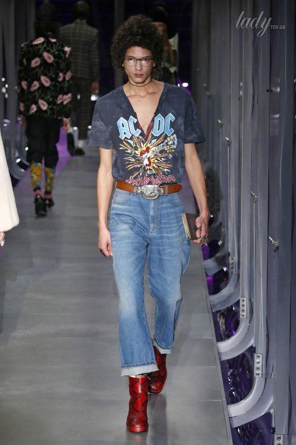 Коллекция Gucci прет-а-порте сезона осень-зима 2017-2018_39