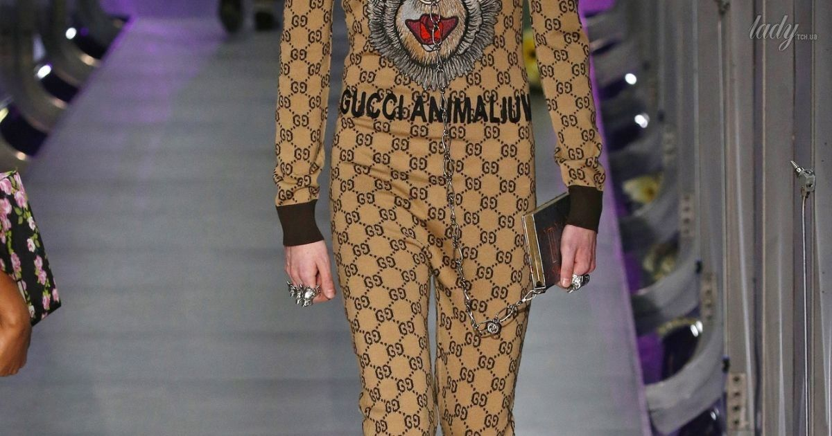 Коллекция Gucci прет-а-порте сезона осень-зима 2017-2018 @ East News