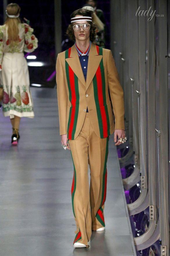 Коллекция Gucci прет-а-порте сезона осень-зима 2017-2018_55