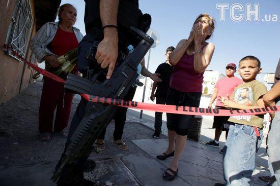У Мексиці поліція розстріляла 19 наркобандитів