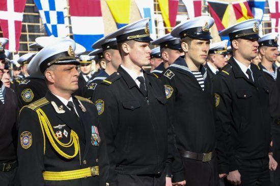 В Україні святкують 25-річчя Військово-морських сил