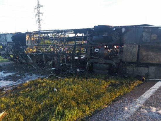 У Росії назвали попередню причину жахливої аварії в Татарстані, в якій загинуло 13 людей