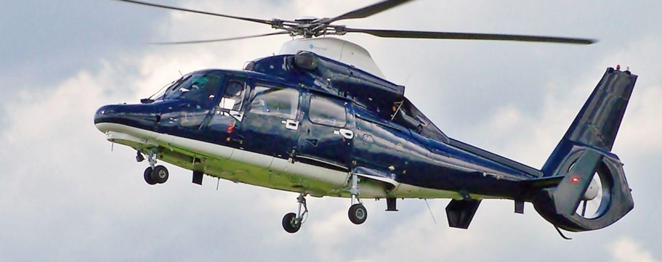У США чоловік намагався вкрасти гелікоптер