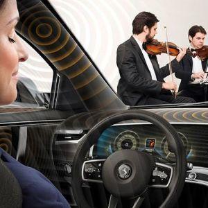 Continental придумал автомобильную аудиосистему без динамиков