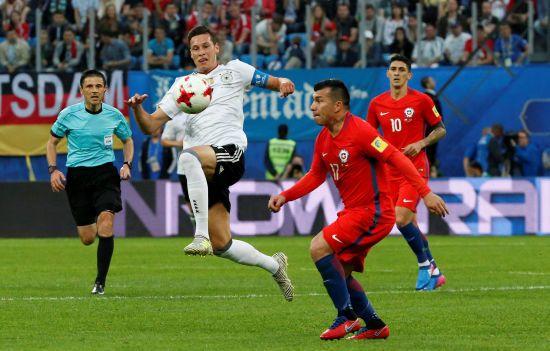 Капітан збірної Німеччини став найкращим гравцем Кубка конфедерацій