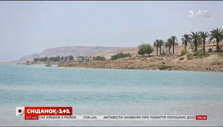Мій путівник. Ізраїль - загадки і сюрпризи Метрвого моря