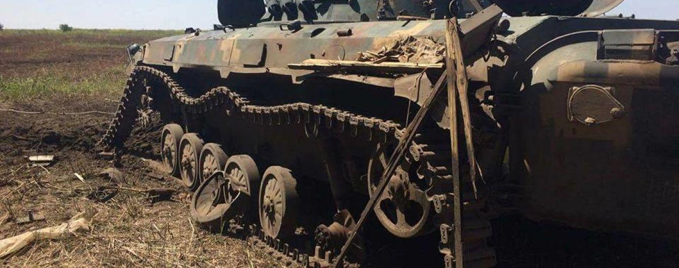 На Донбассе группа боевиков подорвалась на минном поле - разведка