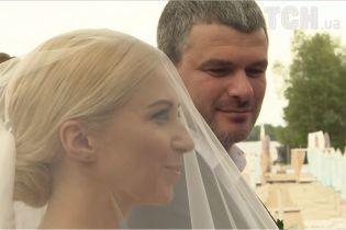 Как Матвиенко и Мирзоян свадьбу гуляли: видео с церемонии бракосочетания пары. Эксклюзив ТСН