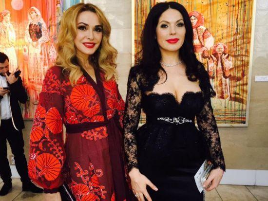 Ольга Сумська показала, як гуляла на весіллі доньки Литовченко