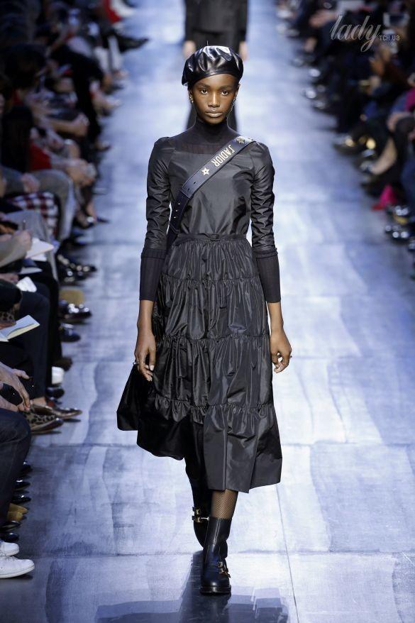 Коллекция Christian Dior прет-а-порте сезона осень-зима 2017-2018_7