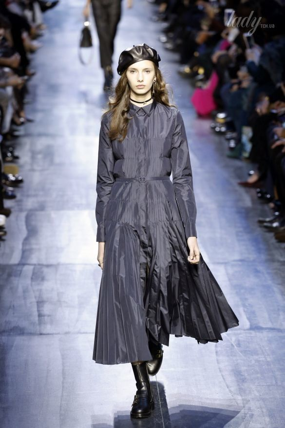 Коллекция Christian Dior прет-а-порте сезона осень-зима 2017-2018_2
