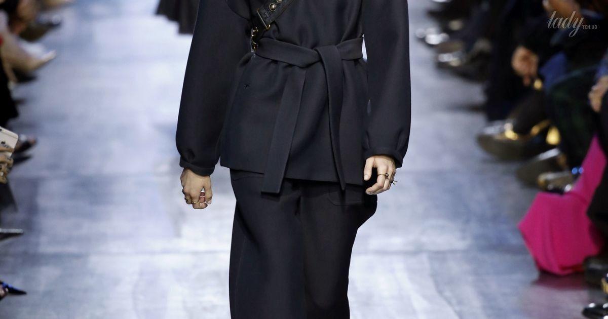 Коллекция Christian Dior прет-а-порте сезона осень-зима 2017-2018 @ East News