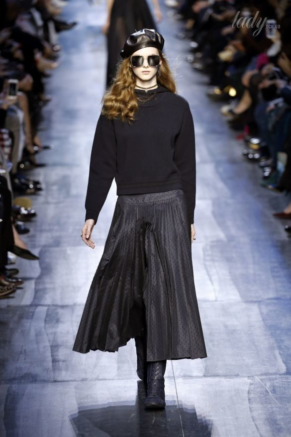 Коллекция Christian Dior прет-а-порте сезона осень-зима 2017-2018_20