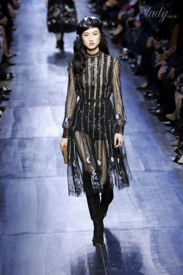 Коллекция Christian Dior прет-а-порте сезона осень-зима 2017-2018_33