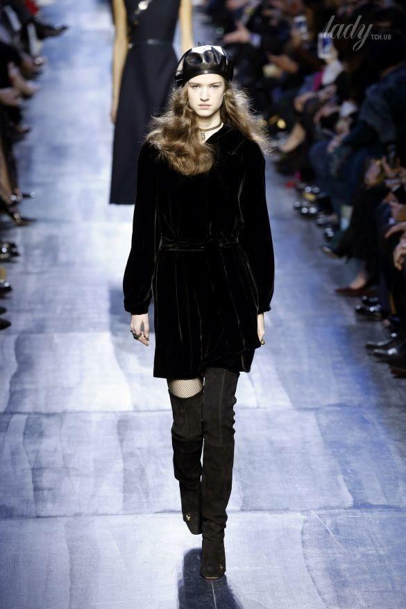 Коллекция Christian Dior прет-а-порте сезона осень-зима 2017-2018_37