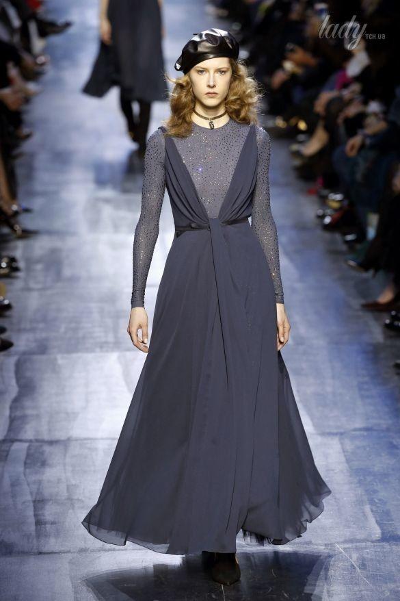 Коллекция Christian Dior прет-а-порте сезона осень-зима 2017-2018_41