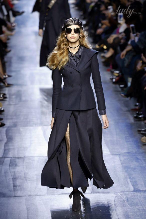 Коллекция Christian Dior прет-а-порте сезона осень-зима 2017-2018_45