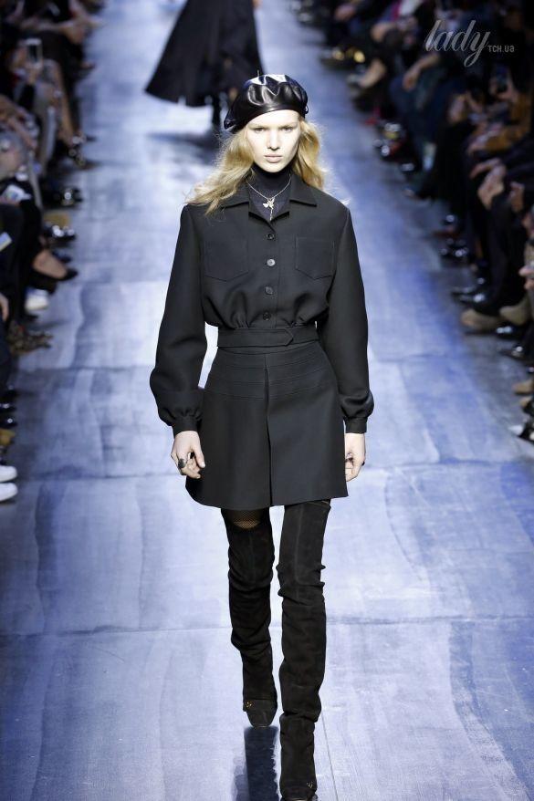 Коллекция Christian Dior прет-а-порте сезона осень-зима 2017-2018_44