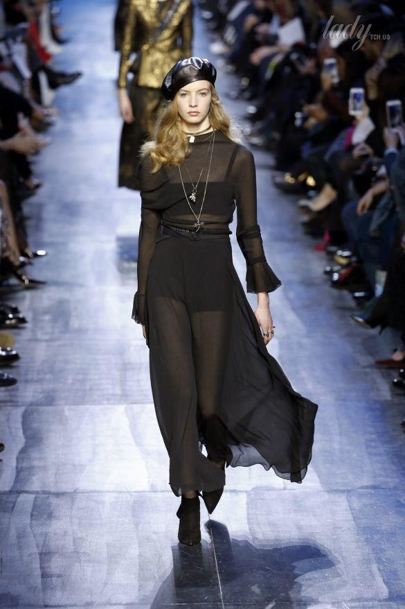 Коллекция Christian Dior прет-а-порте сезона осень-зима 2017-2018_51