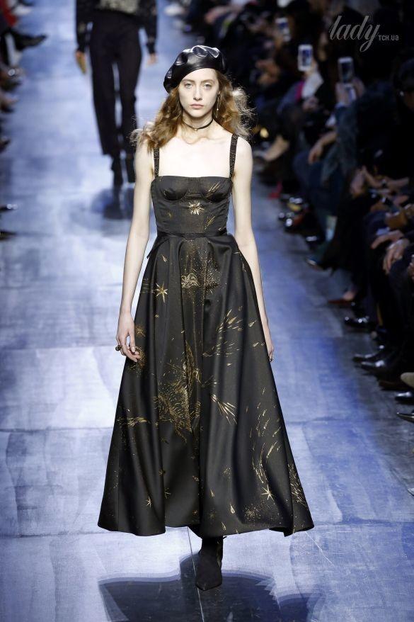 Коллекция Christian Dior прет-а-порте сезона осень-зима 2017-2018_53