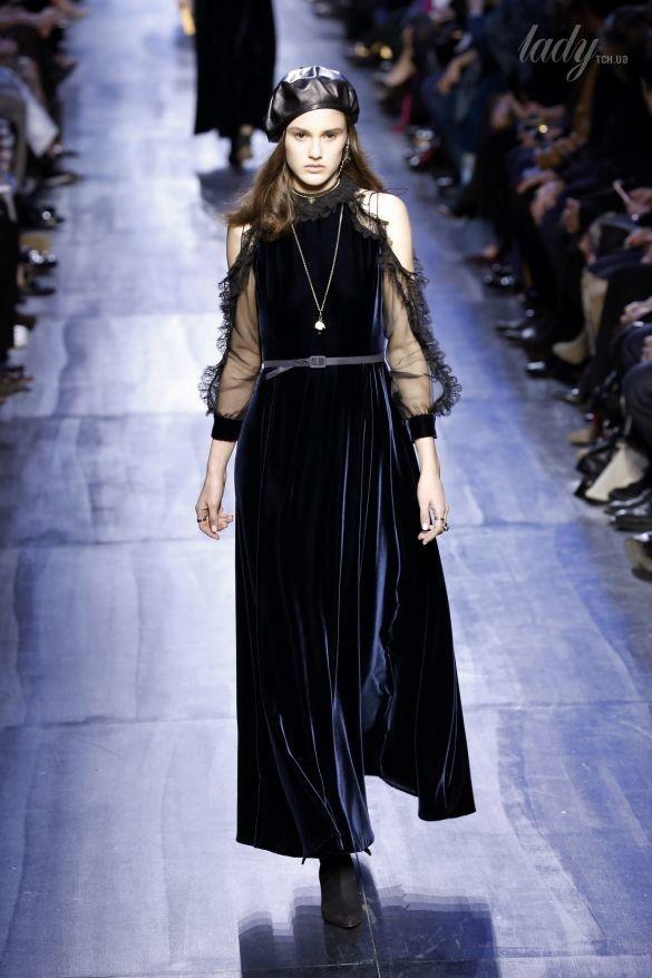 Коллекция Christian Dior прет-а-порте сезона осень-зима 2017-2018_58