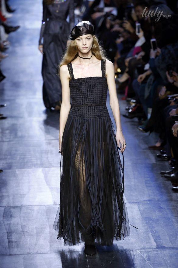 Коллекция Christian Dior прет-а-порте сезона осень-зима 2017-2018_67