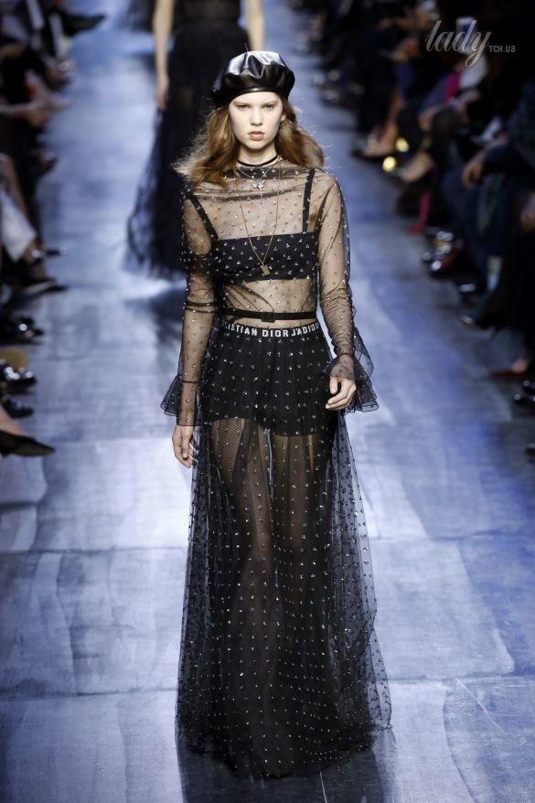 Коллекция Christian Dior прет-а-порте сезона осень-зима 2017-2018_65