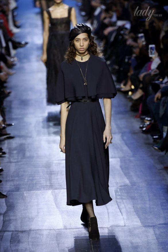 Коллекция Christian Dior прет-а-порте сезона осень-зима 2017-2018_63
