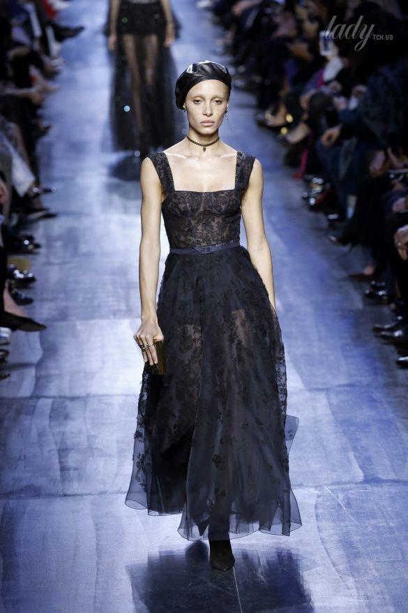 Коллекция Christian Dior прет-а-порте сезона осень-зима 2017-2018_64