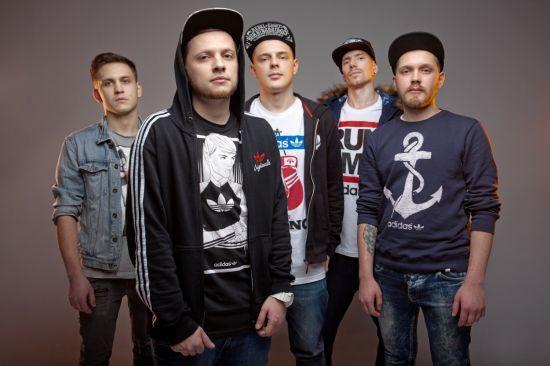 Після виступу на Atlas Weekend гурту Anacondaz заборонили в'їзд в Україну