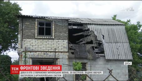 Серед білого дня проросійські бойовики вчергове атакували Мар`їнку