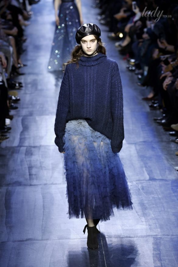 Коллекция Christian Dior прет-а-порте сезона осень-зима 2017-2018_29