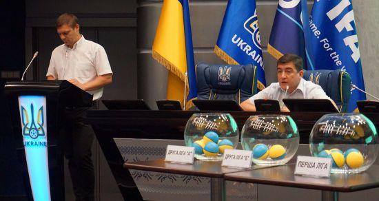"""Жеребкування Першої та Другої ліги. """"Десна"""" зіграє з """"Волинню"""", """"Дніпро-1"""" зустрінеться з """"Металістом-1925"""""""