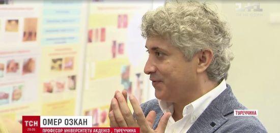 Україну відвідав світовий майстер із пересадки облич