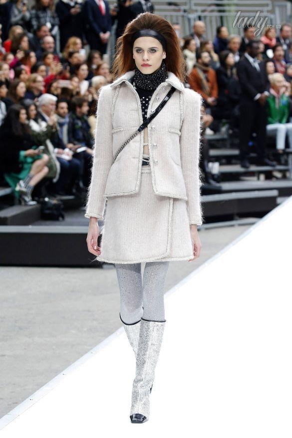 Коллекция Chanel прет-а-порте сезона осень-зима 2017-2018_8