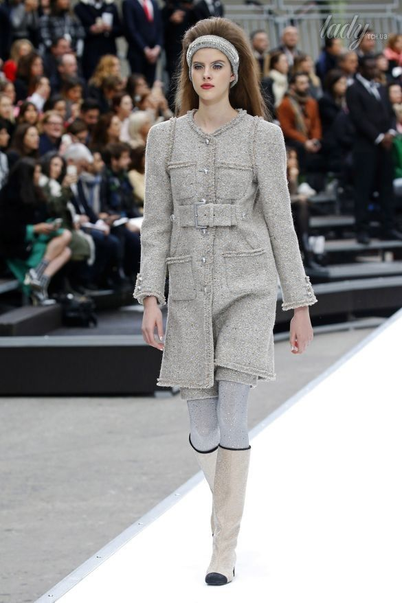 Коллекция Chanel прет-а-порте сезона осень-зима 2017-2018_15