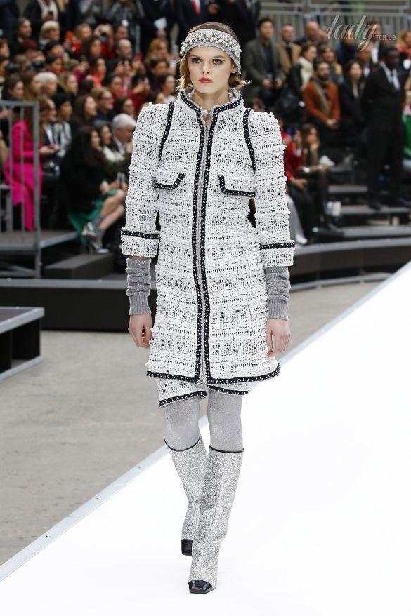 Коллекция Chanel прет-а-порте сезона осень-зима 2017-2018_1