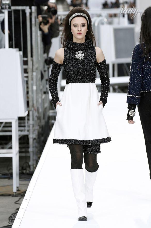Коллекция Chanel прет-а-порте сезона осень-зима 2017-2018_85
