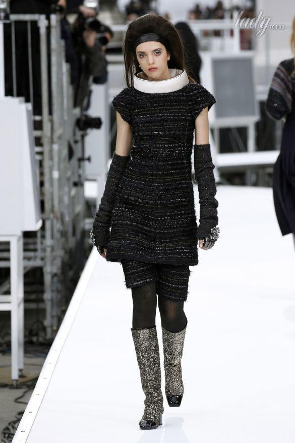 Коллекция Chanel прет-а-порте сезона осень-зима 2017-2018_83