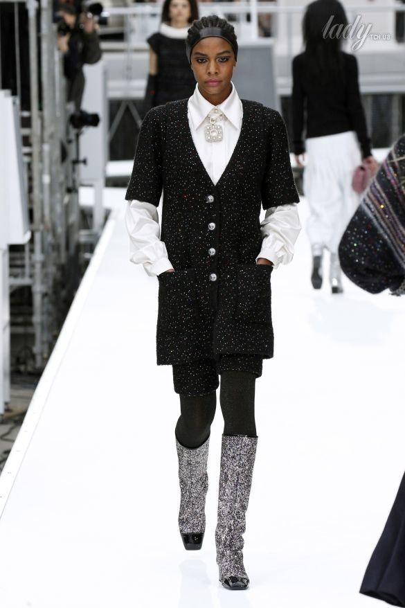 Коллекция Chanel прет-а-порте сезона осень-зима 2017-2018_82