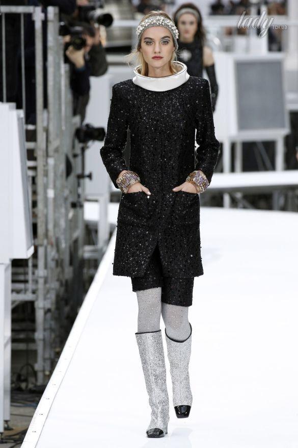 Коллекция Chanel прет-а-порте сезона осень-зима 2017-2018_84