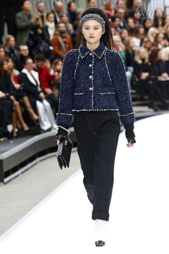 Коллекция Chanel прет-а-порте сезона осень-зима 2017-2018_43